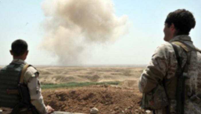 Иракские полицейские взяли под контроль главные нефтяные месторождения Курдистана