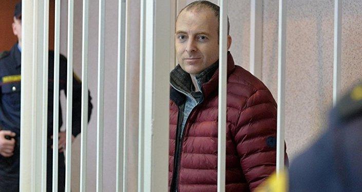 Блогер Лапшин пытался покончить ссобой втюрьме вАзербайджане