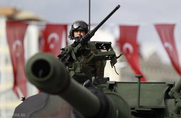 ВАфрине уничтожены 712 террористов