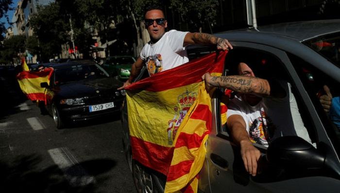 Экс-главу Каталонии Пучдемона задержали награнице Германии