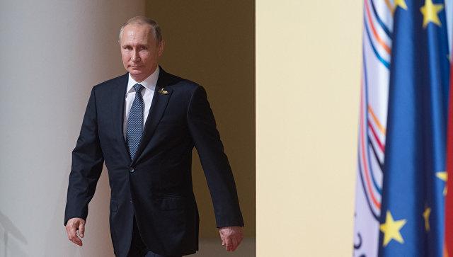 Меркель поприветствовала встречу Владимира Путина иТрампа насаммите G20