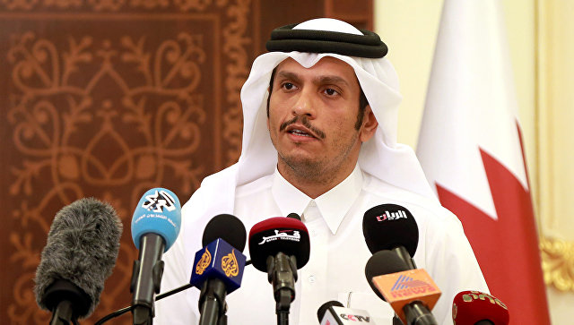 Трамп обсудил ситуацию вокруг Катара слидерами арабских стран