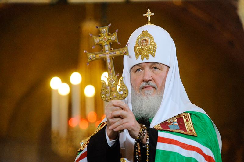 В социальная сеть Instagram открылся аккаунт патриарха Кирилла снеформальными фото ивидео