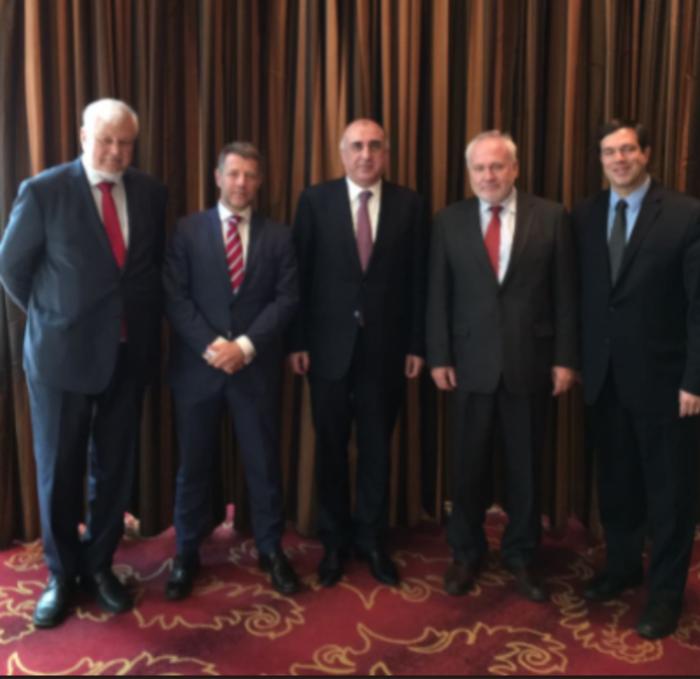 Налбандян иМамедъяров пробуют организовать встречу президентов