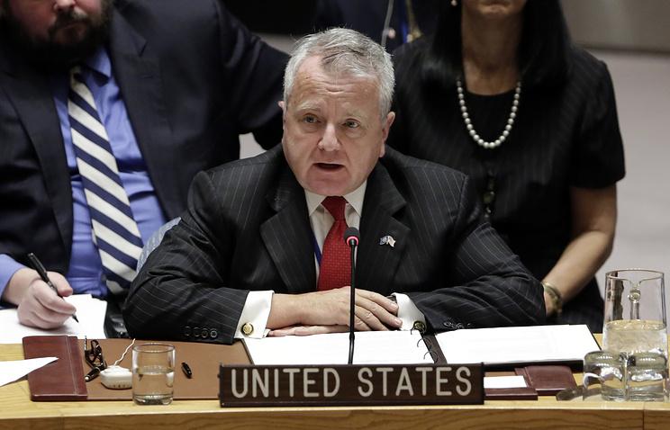 Назначен временно исполняющий обязанности руководителя госдепа США