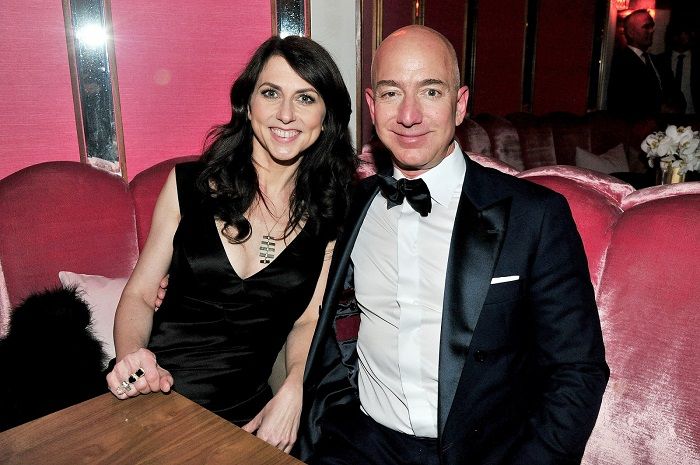 Самый богатый человек вмире разводится с супругой после 25 лет брака