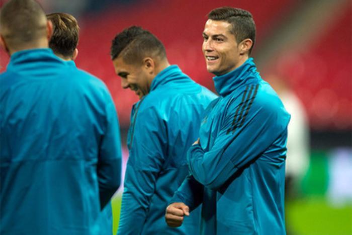 Роналду желает покинуть «Реал» летом 2018,