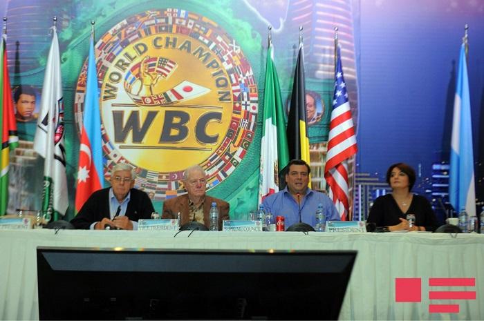 Указанием Ильхама Алиева: вАзербайджане создается Федерация профессионального бокса WBC