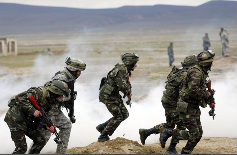 Взят вплен армянский диверсант при попытке нарушить границу Азербайджана