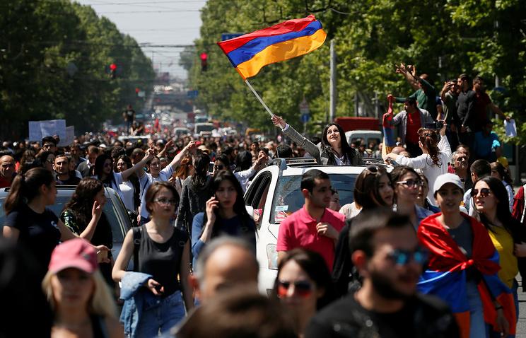 Вопрос избрания премьера Армении будет обсужден 1мая на особом совещании НС