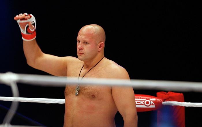 Федор Емельяненко проведет бой зачемпионский пояс Bellator весной