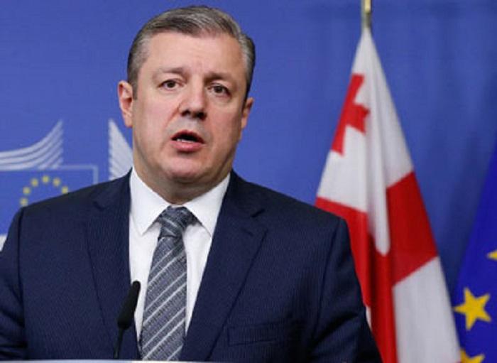 Руководитель  правительства Грузии может уйти вотставку после заявления о РФ