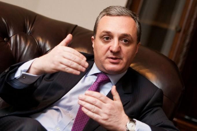 МИД Армении возглавил Зограб Мнацаканян