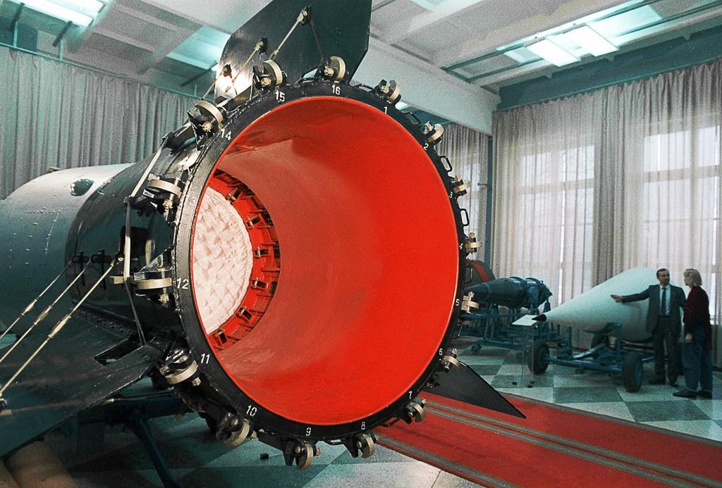 США планируют сделать  два новых вида ядерного оружия
