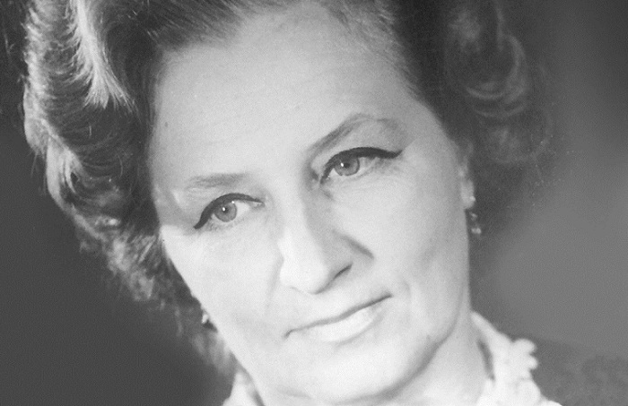 Заслуженная исполнительница Российской Федерации Елена Афанасьева на93-м году жизни