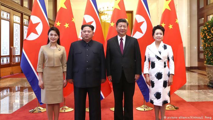 Поезд свысокопоставленным официальным лицом изКНДР покинул Пекин