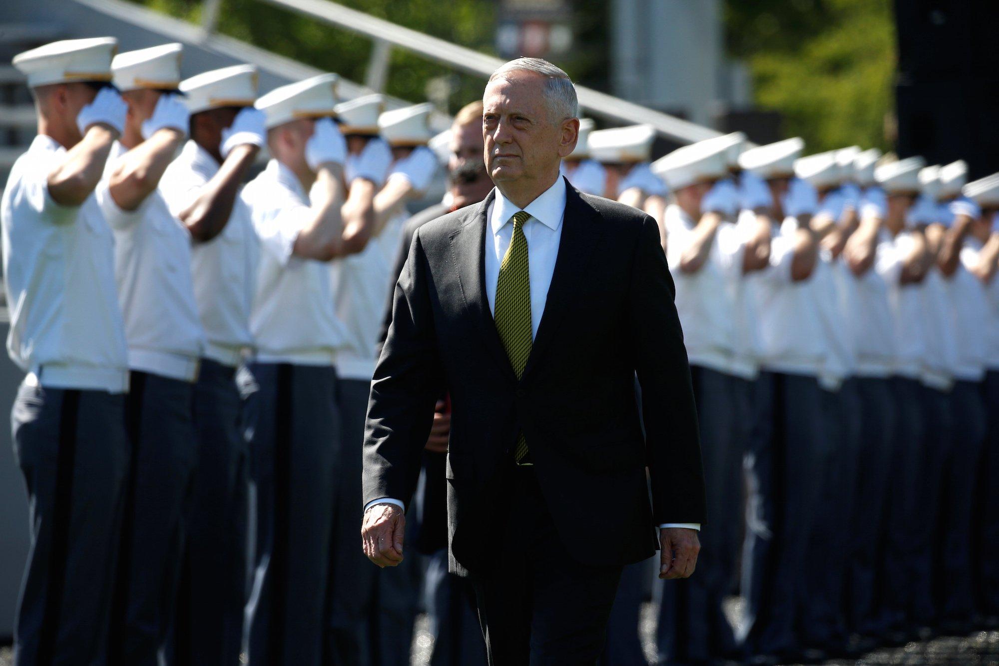 КНДР рассматривает подготовку США кподземной войне как агрессию