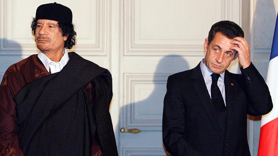 Экс-президента Франции Саркози допрашивали 25 часов