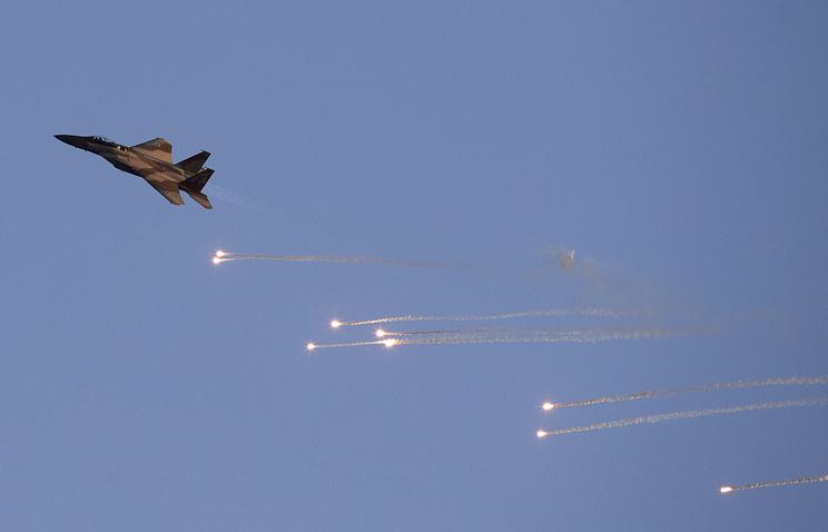 ВИзраиле сообщили, что проинформировали Российскую Федерацию обавиаударе поПВО вСирии