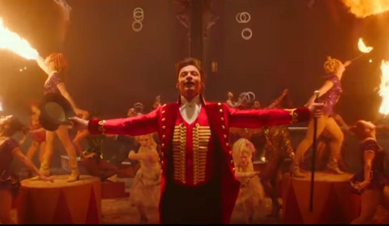 Всети интернет  появился новый трейлер «Величайшего шоумена» сХью Джекманом