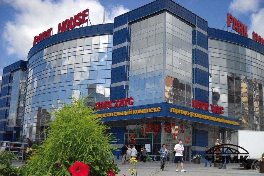 В столицеРФ неизвестные вмасках похитили изторгового центра банкомат