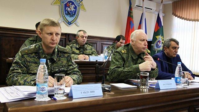 ВКемерово спасших людей изпожара героев наградил Александр Бастрыкин