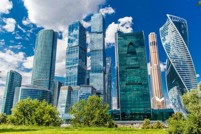 Изодной избашен Москва-сити эвакуировали 3,5 тысячи человек— РосСМИ