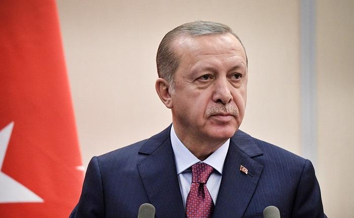 Эрдоган поздравил Владимира Путина субедительной победой навыборах президента