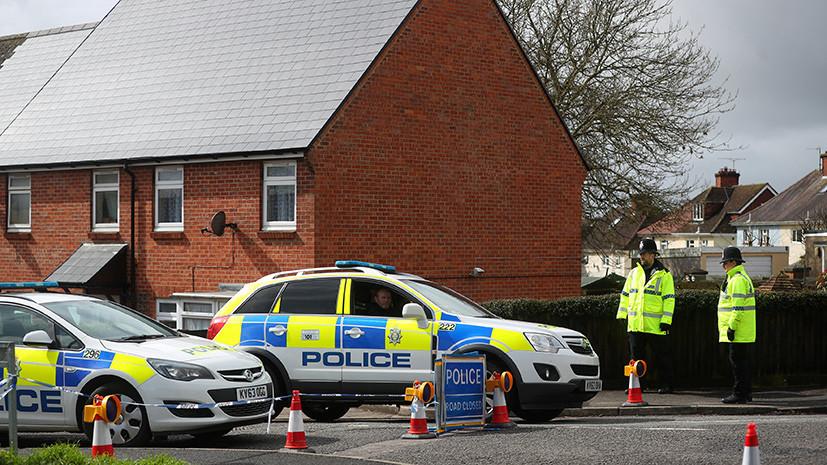 Милиция Великобритании подозревает впокушении наСкрипалей «бывшего агента ФСБ»