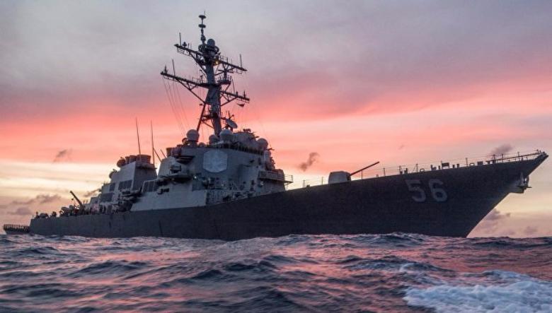 Корабли США провели маневры у неоднозначных островов вЮжно-Китайском море