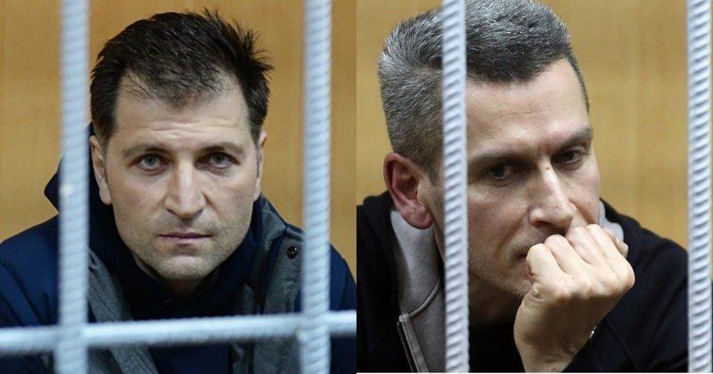 Братьям Магомедовым предъявили обвинения вхищении иорганизации противозаконного сообщества