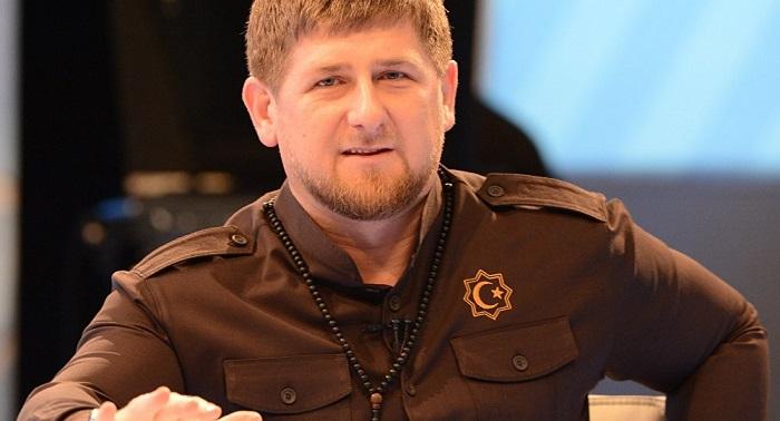 Аксенов поздравил «брата» Кадырова сднем рождения