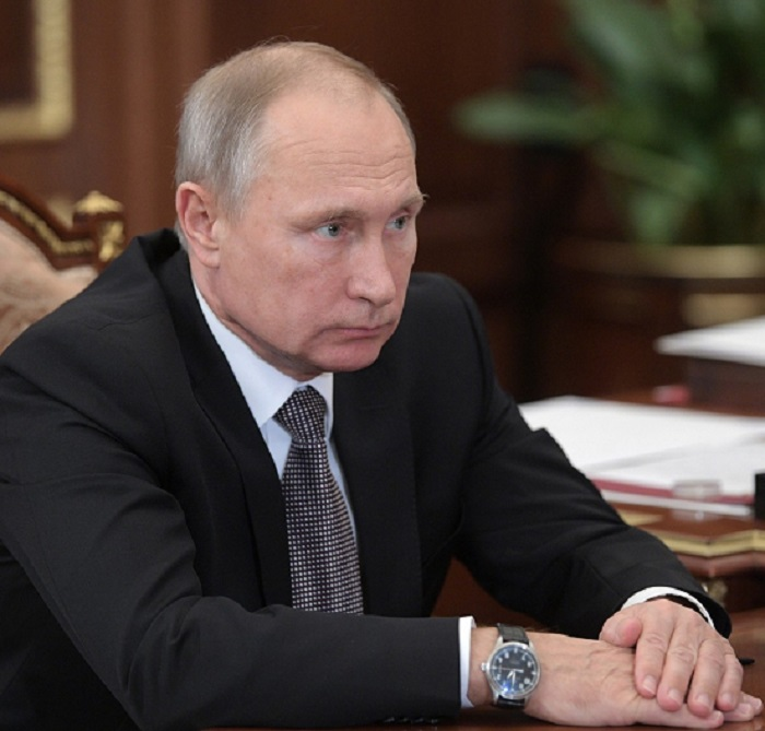 В Российской Федерации небыло инет госсистемы допинга— Путин
