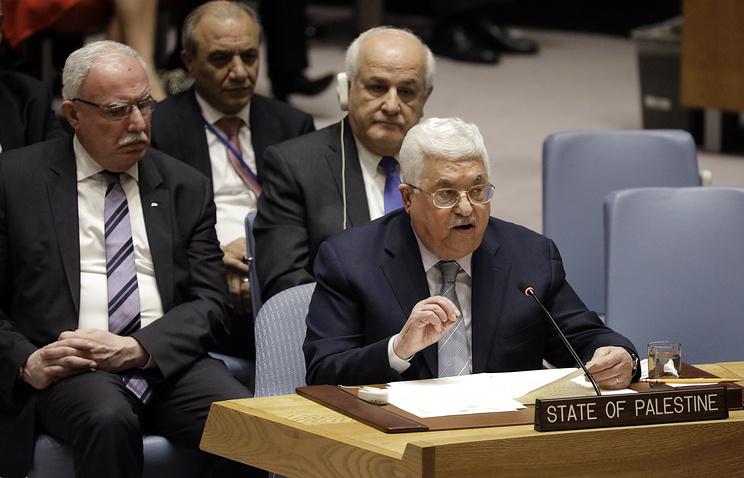 Премьер Израиля резко отреагировал наречь руководителя Палестины вСБ ООН